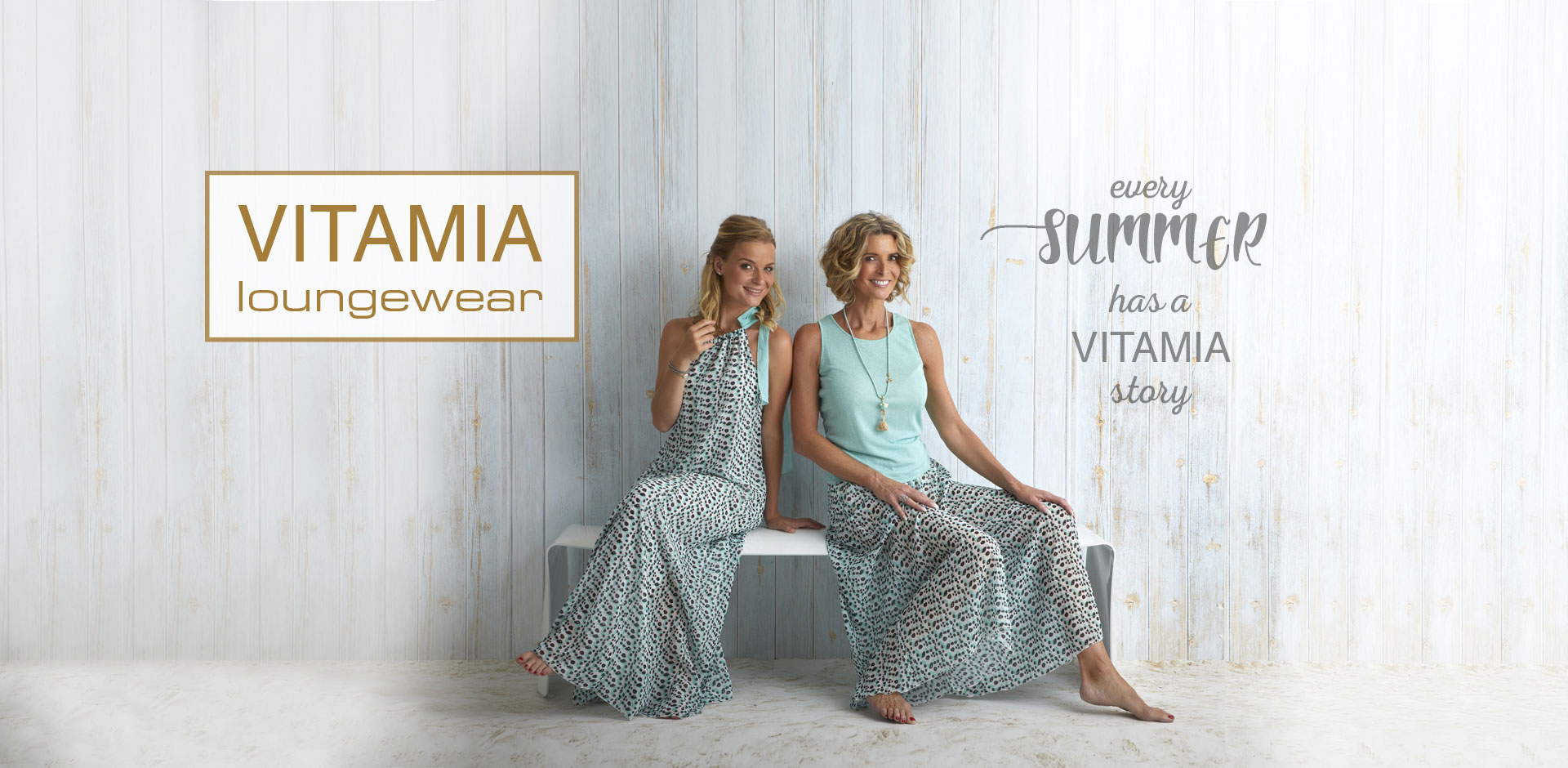 THE NEW COLLECTION 2020 OF VITAMIA IS THERE!